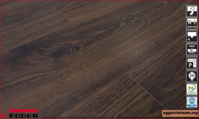 sàn gỗ egger epl136 lasken oak 2