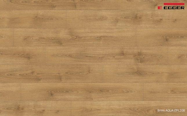 Sàn gỗ Egger Aqua 8mm EPL208